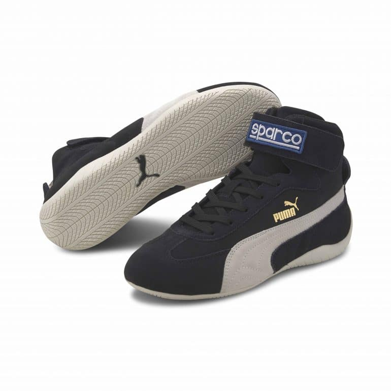 PUMA Drops New Speedcat Mid Sparco Solely for Women