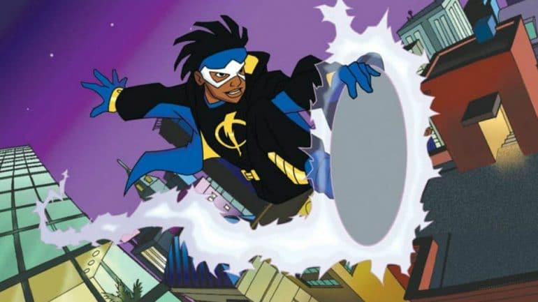 Static Shock Comic Book Movie