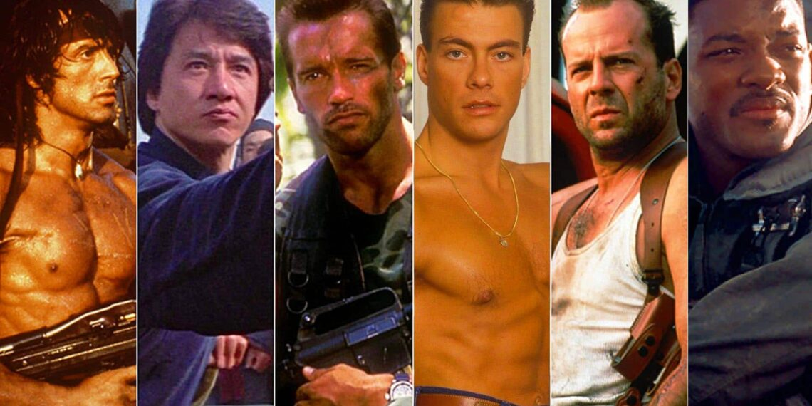 The 19 Greatest Action Stars of The '90s