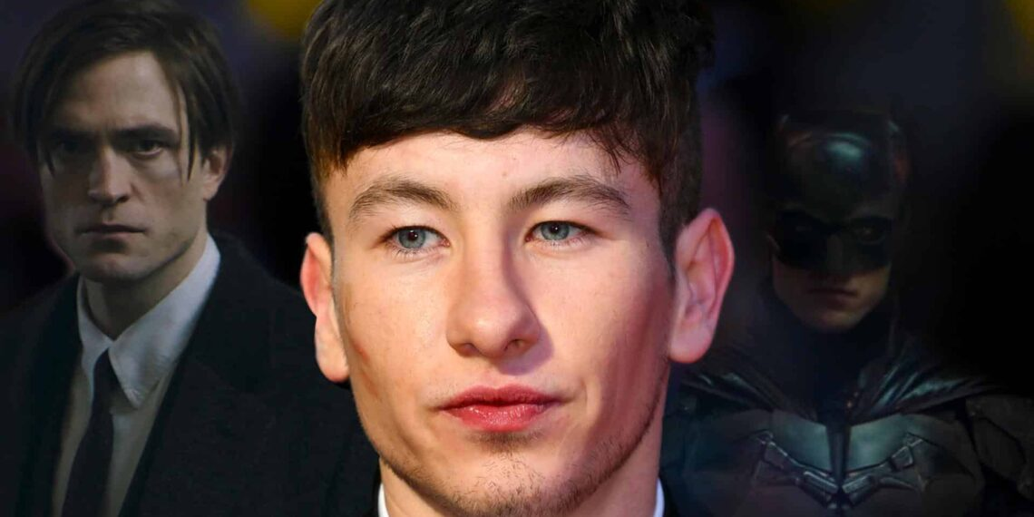 The Batman Adds Barry Keoghan To The Cast - Who Is He Playing
