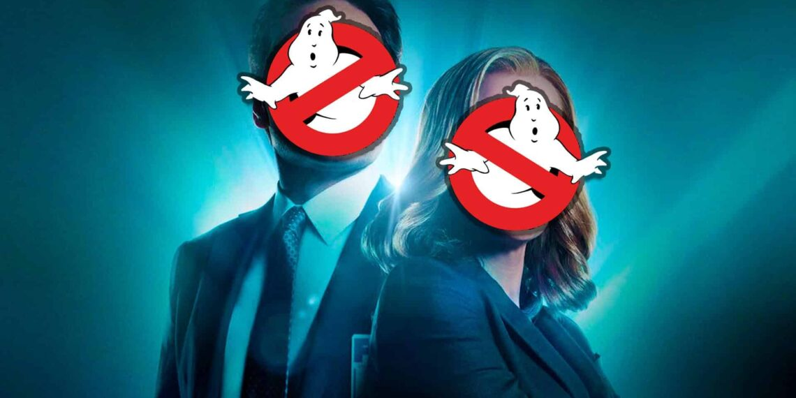 The X-Files Cartoon Sounds Like a Bad Ghostbusters Rip-Off 2
