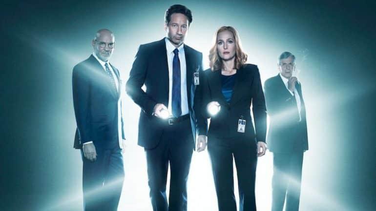 The X-Files Cartoon - The X-Files Albuquerque
