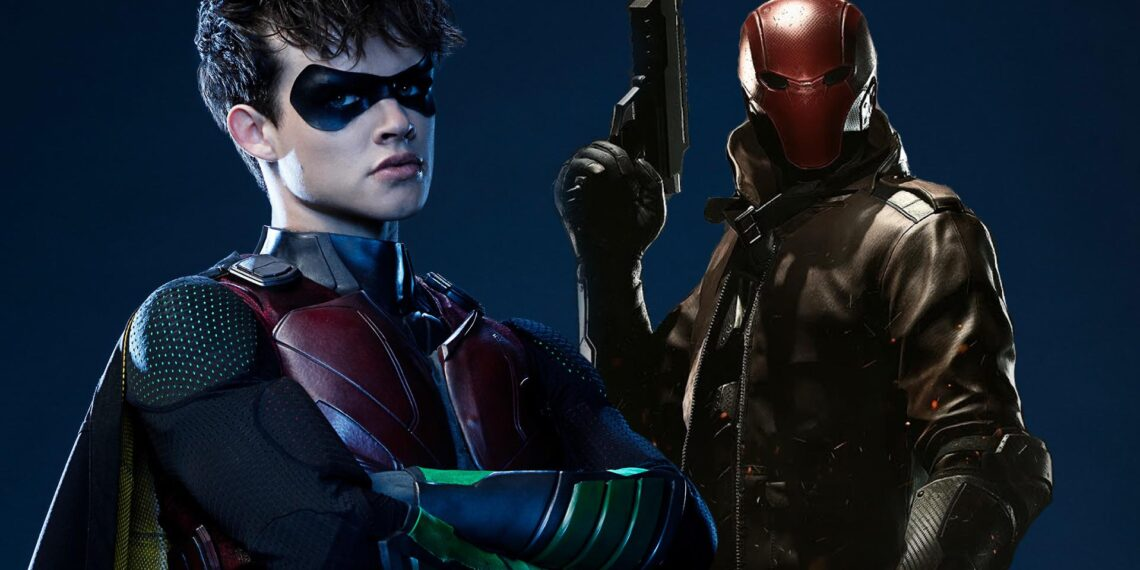 Titans: Curran Walters Will Become The Red Hood