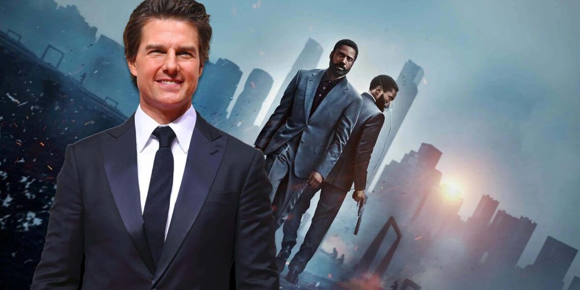 Tom Cruise Watched Tenet In A Cinema & Loved It
