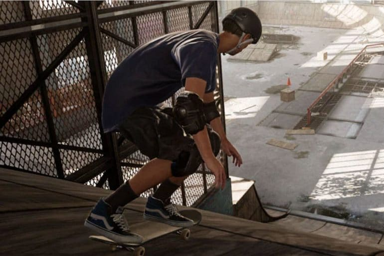 Tony Hawk's Pro Skater 1 + 2 Demo Fires Up the Nostalgia