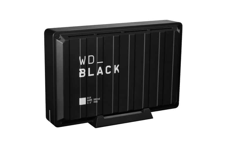 Western Digital Launches New Gaming Storage with WD_Black Range