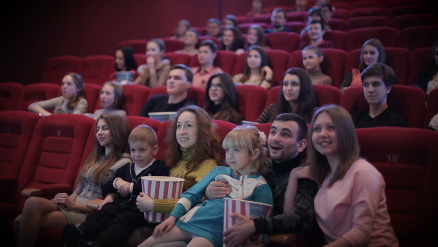 Why Going To The Cinema Is A Bad Idea According To Medical Experts
