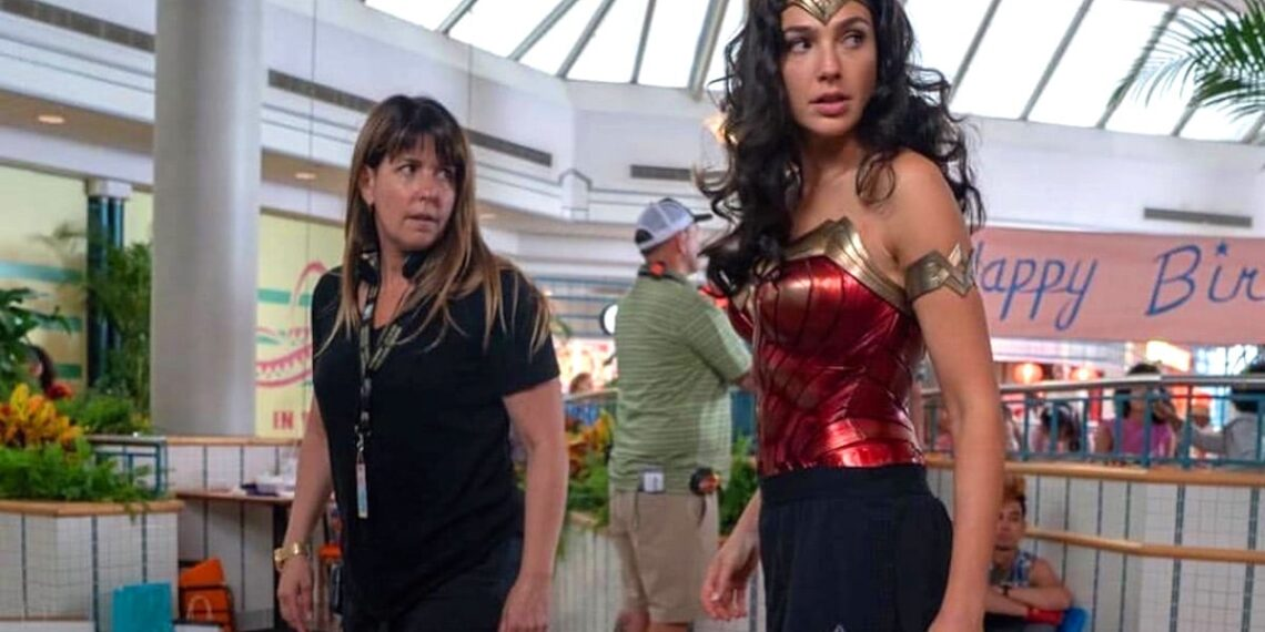Wonder Woman 3 Patty Jenkins Says It Will Probably Be Her Last Film In The Series
