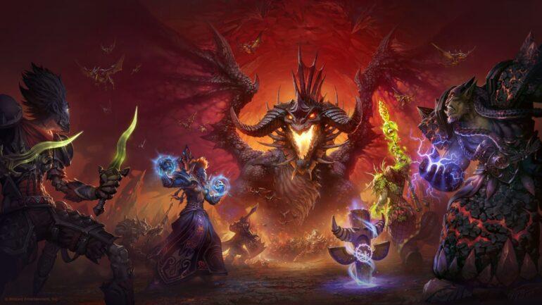 World of Warcraft Raids