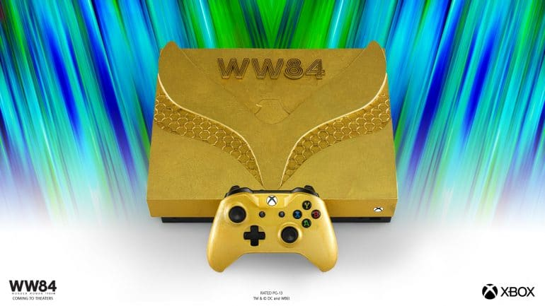 Xbox-WW1984-Golden-Eagle-Armor-Xbox-One-X-Console-2