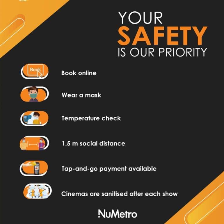 nu metro COVID 19 protocols