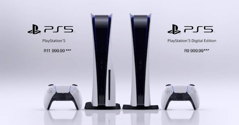PlayStation 5 Price South Africa