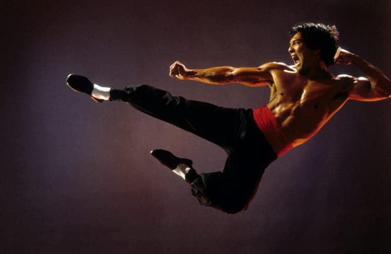 Jason Scott Lee as Bruce Lee