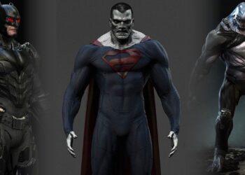 Bizarro Superman Concept Art Hit's The Internet