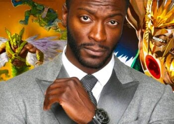 Black Adam Aldis Hodge Will Be Joining Dwayne Johnson As Hawkman
