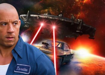 Fast and Furious 9: Dom Toretto Is Heading Into Space