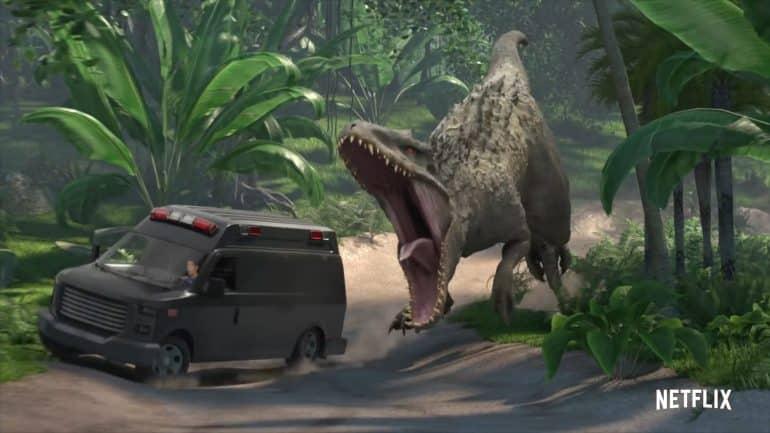 Camp Cretaceous Netflix