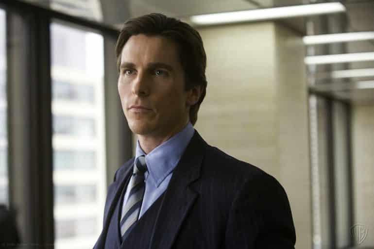Christian Bale Wayne Enterprises