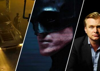 Christopher Nolan Reacts To Robert Pattinson's The Batman