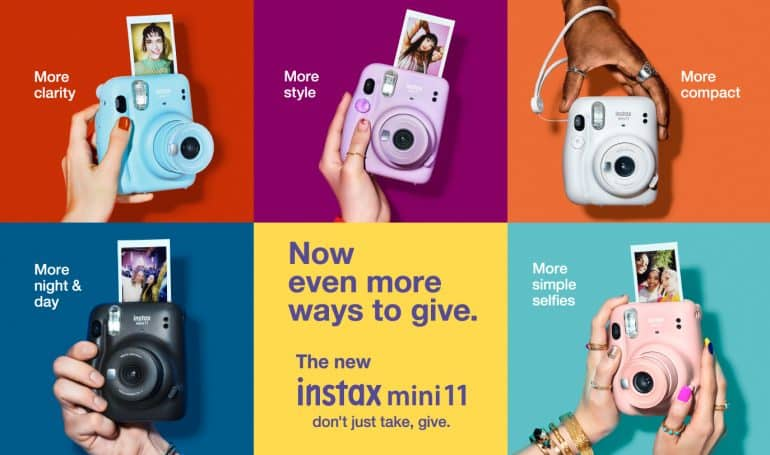 Fujifilm Instax Mini 11 Review – An Affordable Upgrade