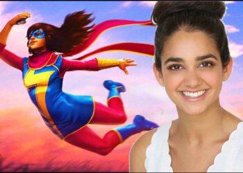 Geraldine Viswanathan Ms Marvel