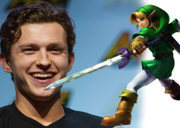 Legend Of Zelda Netflix Eyes Tom Holland For Link