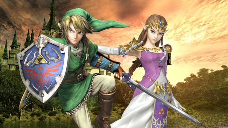 The Top 5 Best Couples in Gaming Link & Princess Zelda