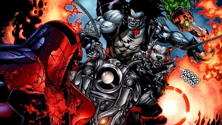 DC's Lobo comic