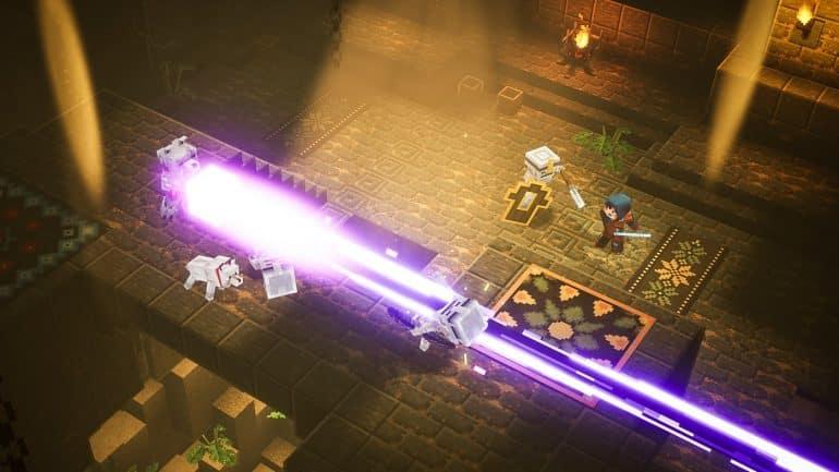 Minecraft Dungeons: Hero Edition Game