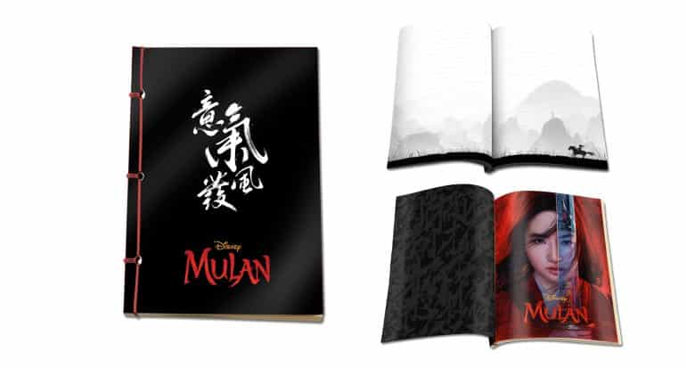 Mulan Chinese Binding