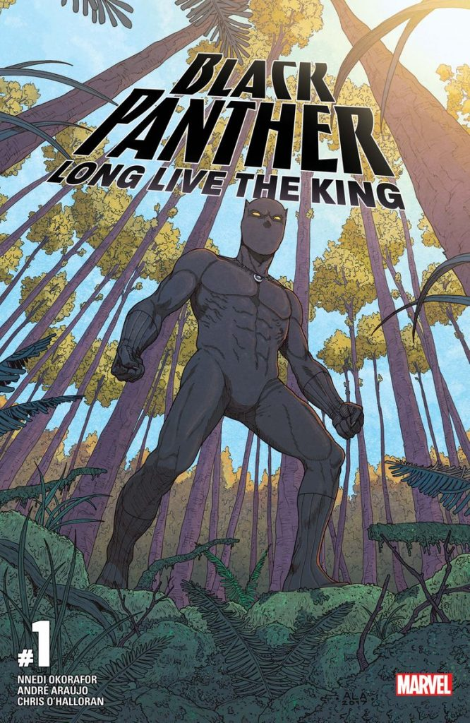 Over 200 Blank Panther Comics Are Available For Free On Comixology