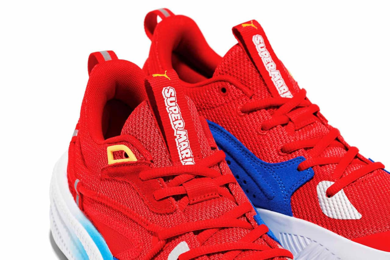 PUMA RS-Dreamer Super Mario 64 - 1Up for Basketball