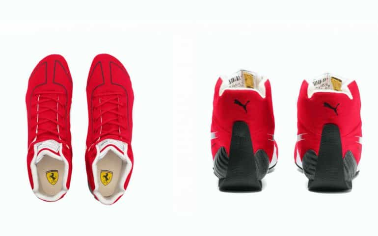 PUMA Celebrates the Scuderia 1000th Race with Ferrari Speedcat Pro