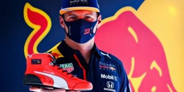 PUMA Drops Limited Edition Speedcat Pro GT Worn by Max Verstappen