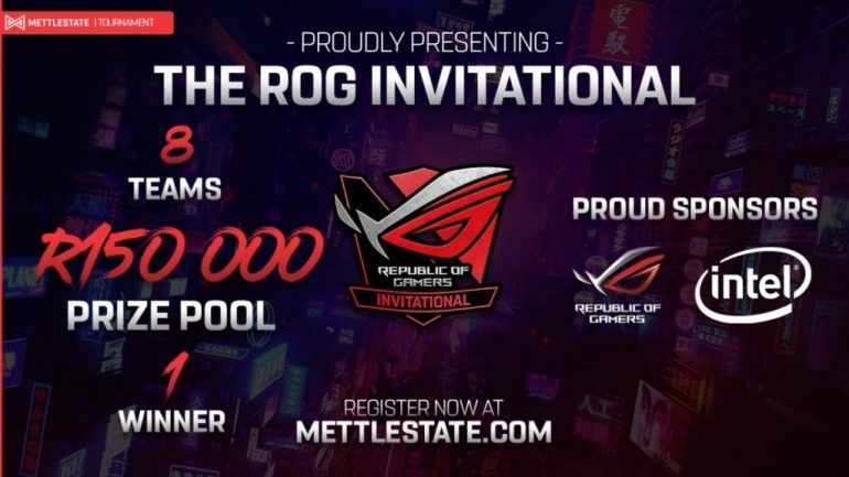 ROG Invitational II Kicks off this Weekend - 18 - 20 September