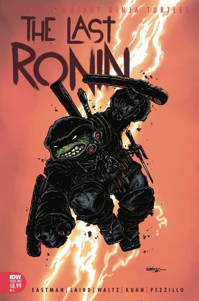 TMNT The Last Ronin IDW