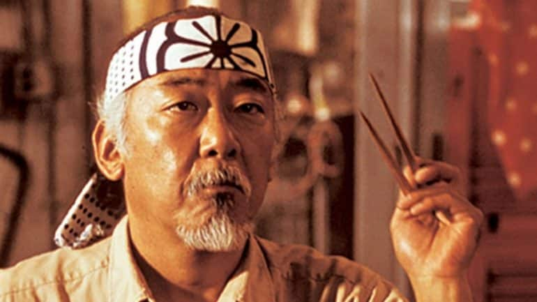 The Karate Kid: Pat Morita Had A Crazy Idea For A Fifth Movie