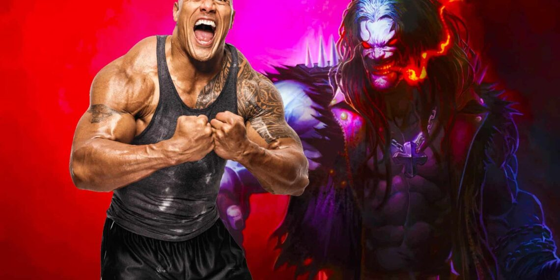 Why The Rock Didn't Play Lobo in the DCEU