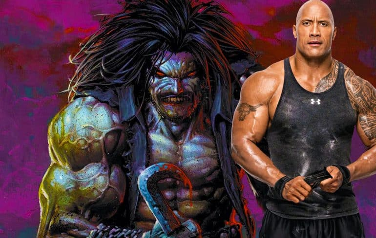 The Rock as Lobo