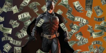 Why Doesn't Batman Use His Money to Help Gotham? Because He Already Does