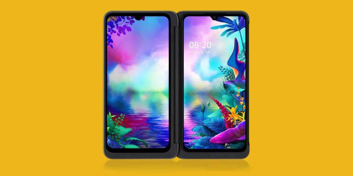 Win A LG G8X ThinQ Smartphone Worth R16000