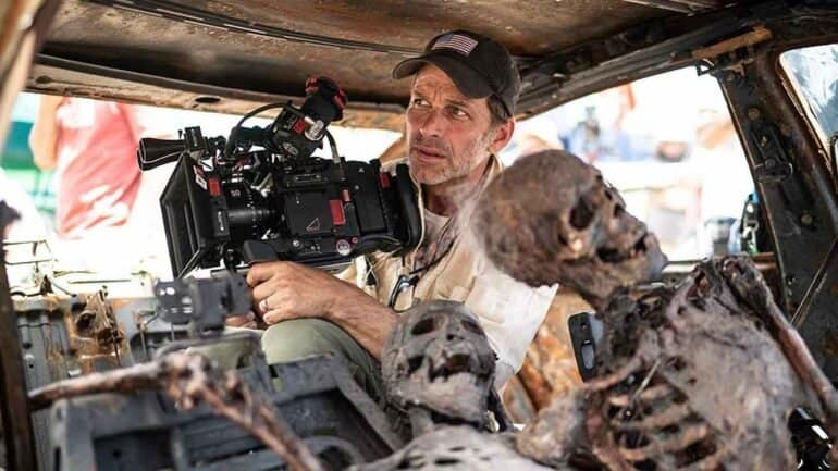 Zack Snyder's Army Of The Dead - A Prequel Movie and Anime Series Is Coming