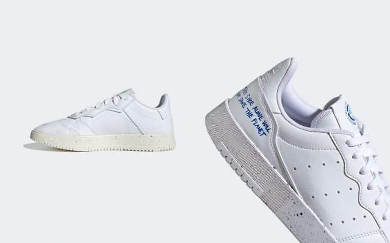 adidas Originals Clean Classics Renews Court Classics from Plastic Waste