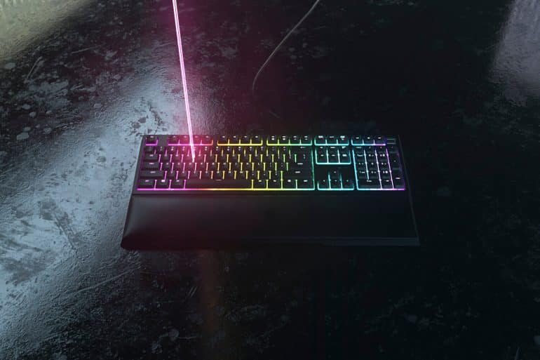 razer ornata v2 Gaming keyboard
