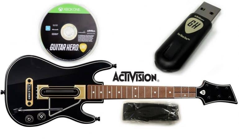Activision Guitar Hero
