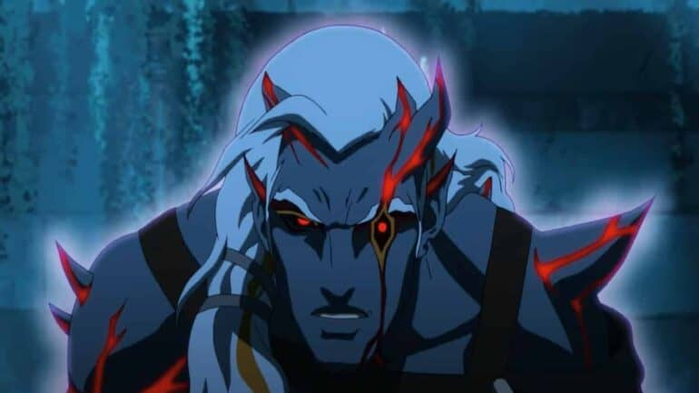 Blood of Zeus Anime Netflix