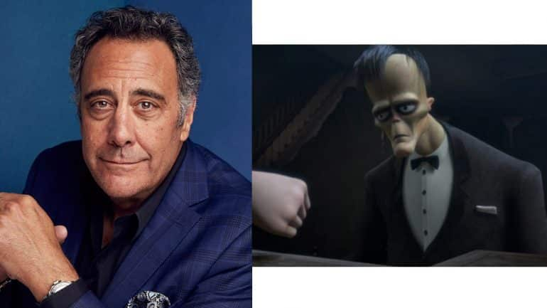 Brad Garrett as Lurch