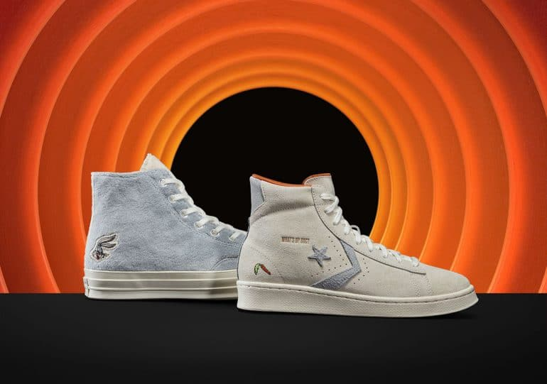 Celebrate 80th Anniversary with Converse X Bugs Bunny Collection