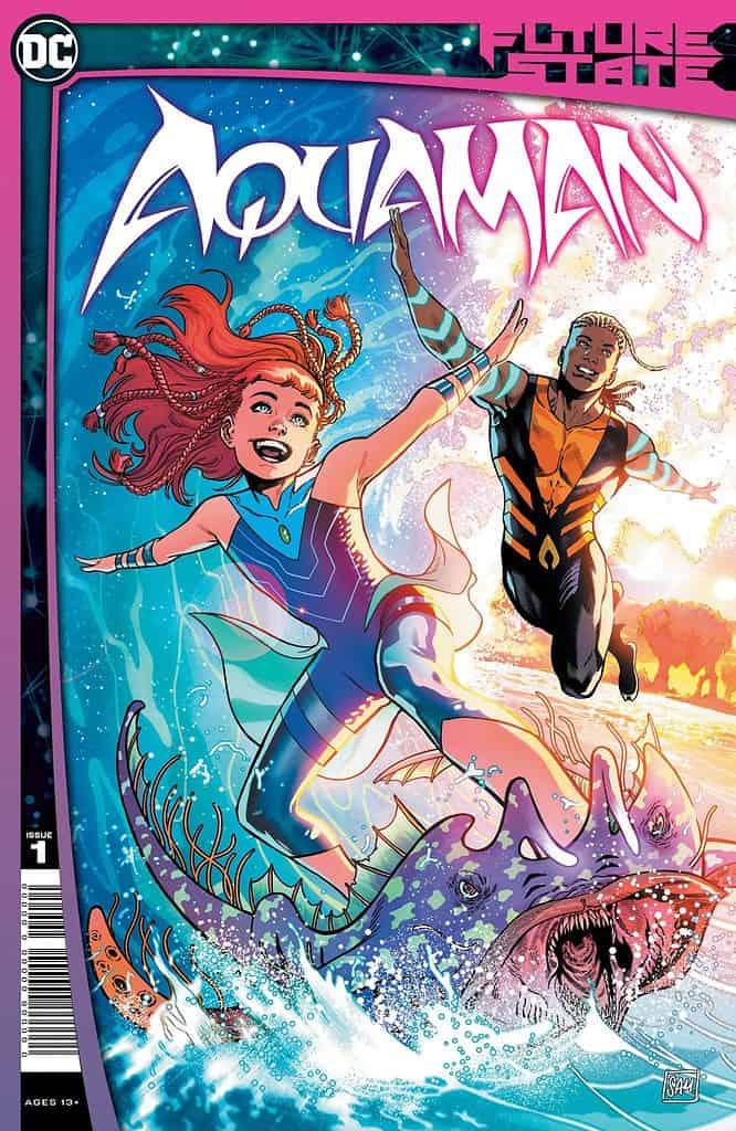 Future State Aquaman