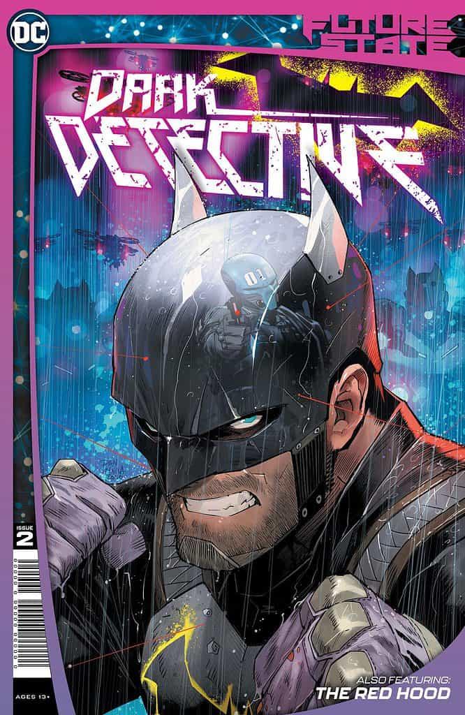 Future State Batman Dark Knight